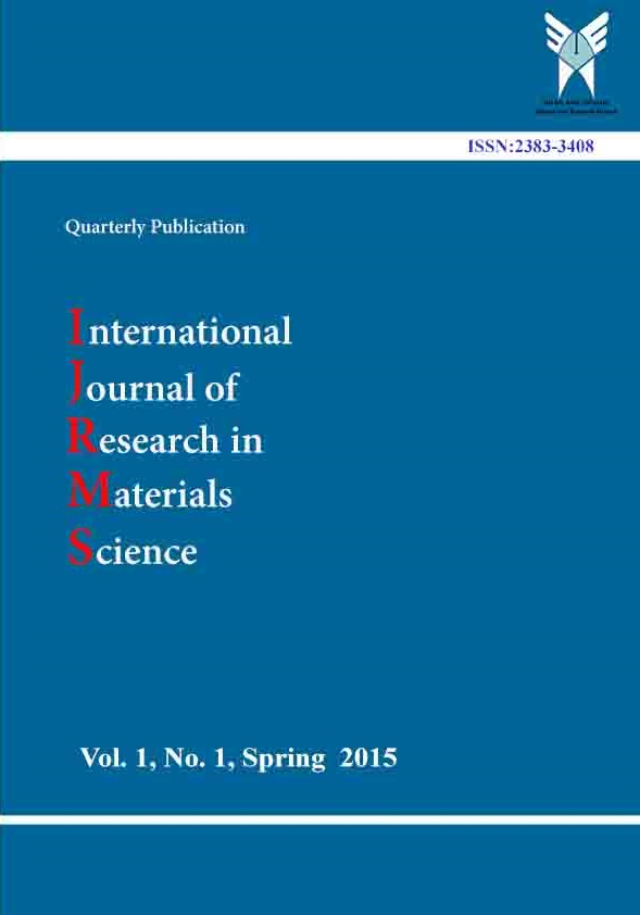 International Journal of Research in Materials Science
